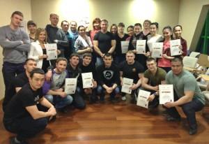 Фитнес-обучение Дмитрий Кононов