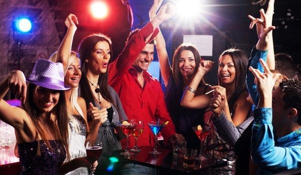фитнес-вечеринка для клиентов